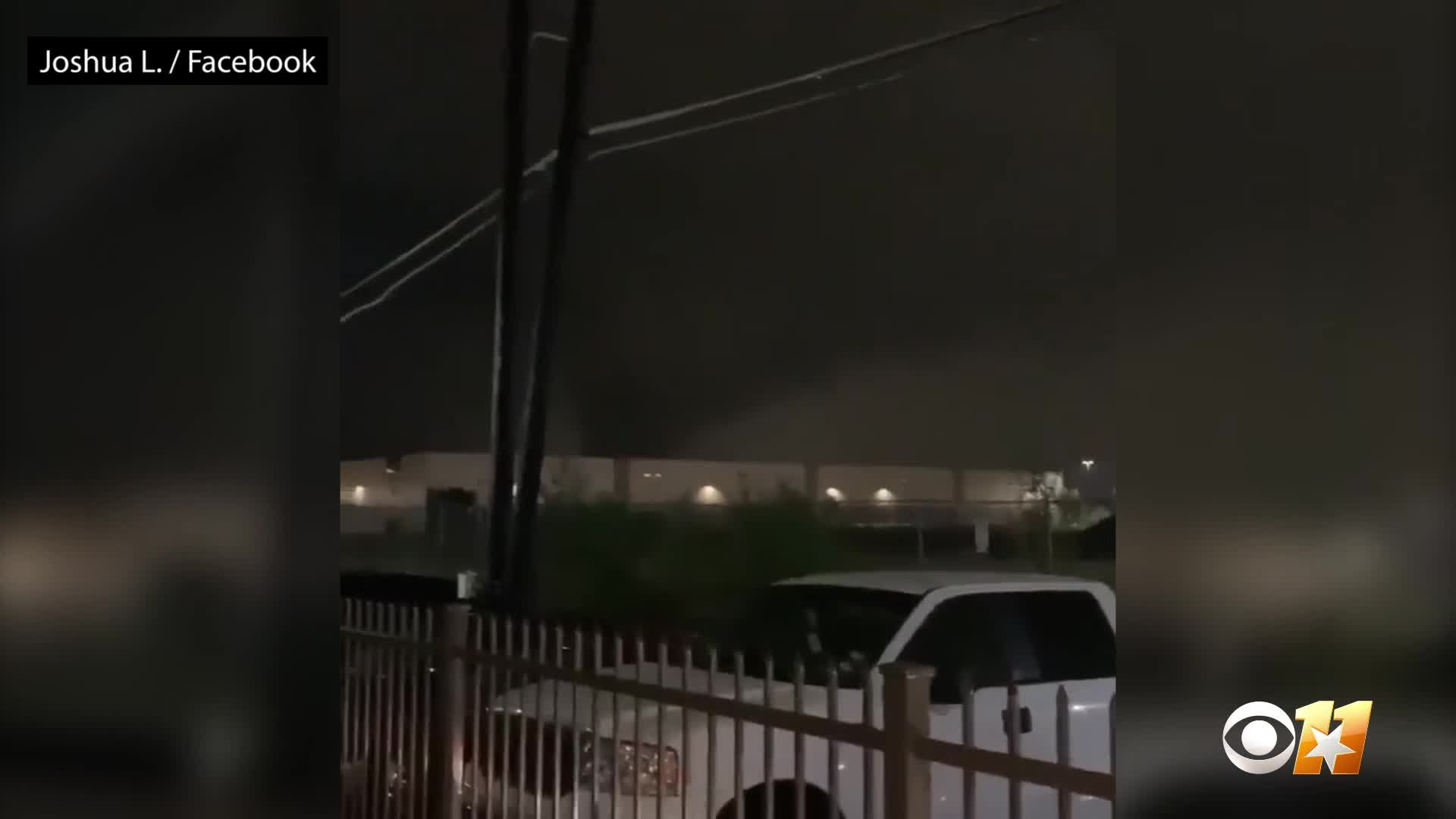 Tornado Touches Down In Dallas, Causing Damage And Mass Power Outages