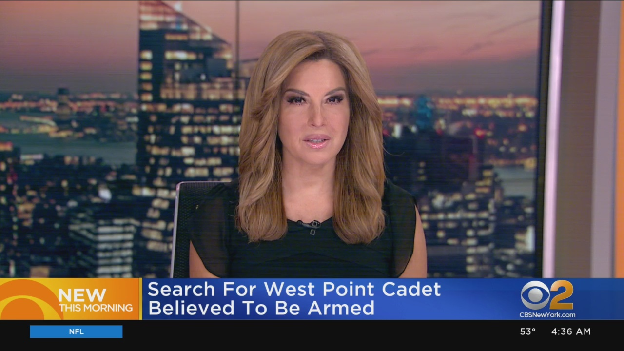 Missing West Point Cadet And Rifle Spark Major Search Effort