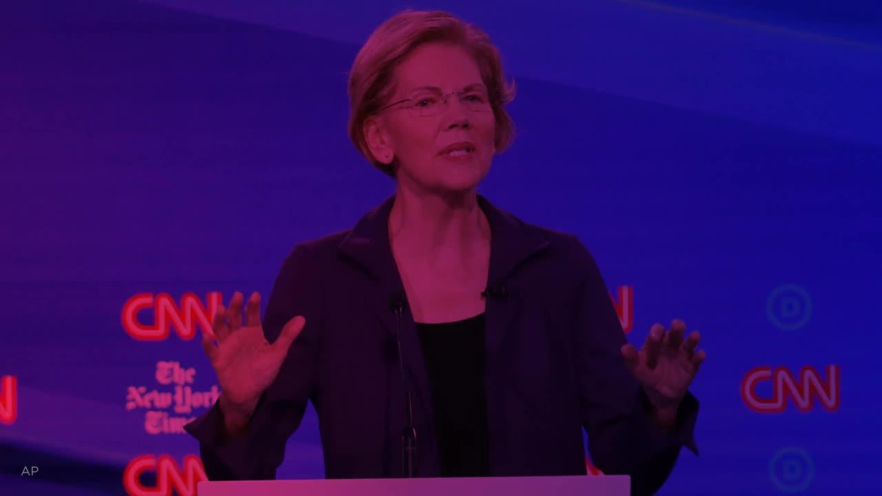 Former Sanders Surrogate Lucy Flores Endorses Elizabeth Warren