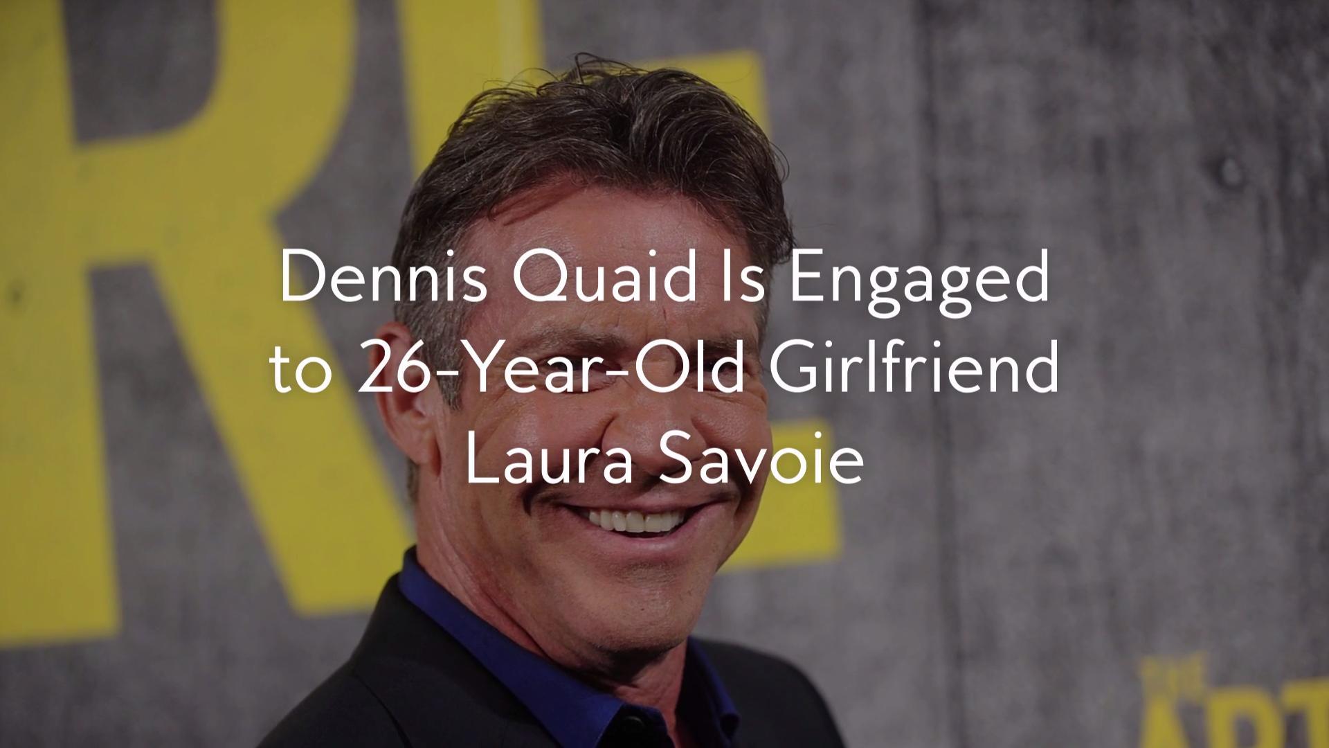 Elaine Hendrix AKA 'The Parent Trap' Stepmom-To-Be Threw Shade At Dennis Quaid