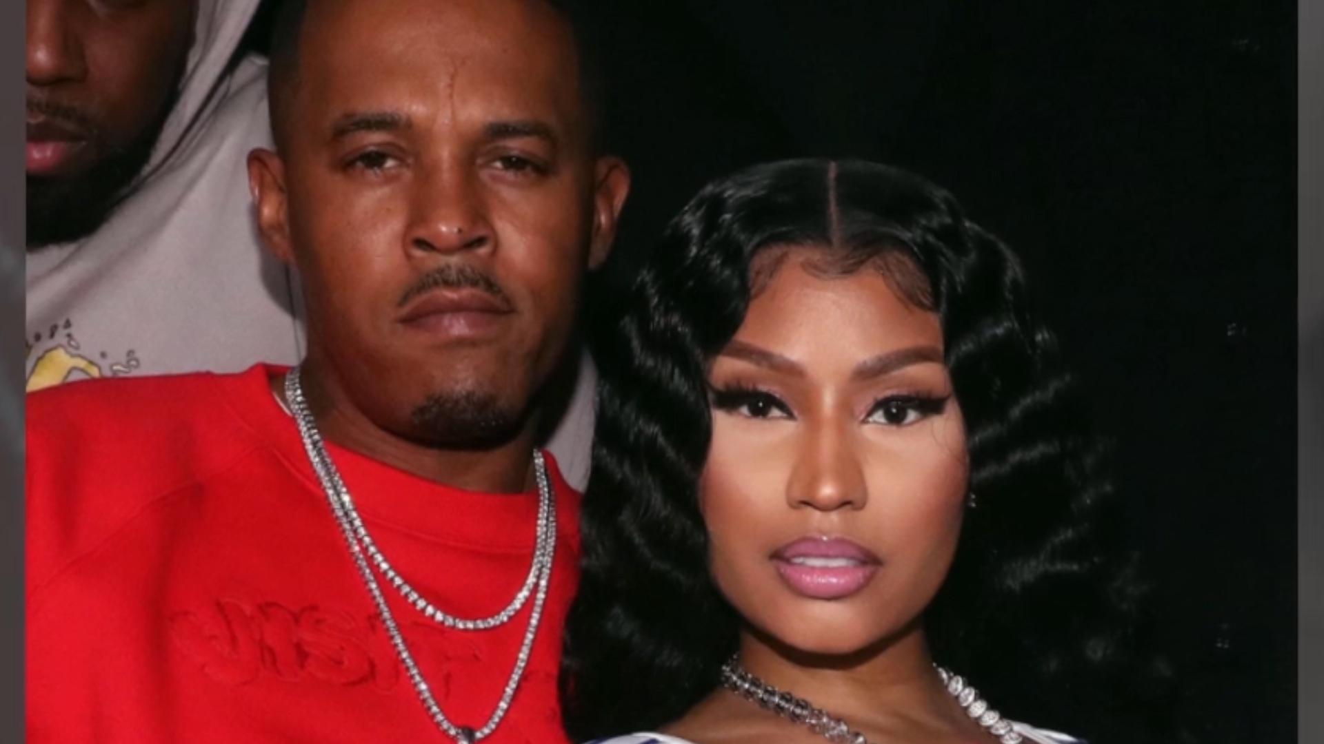 Nicki Minaj Announces Marriage To Kenneth Petty