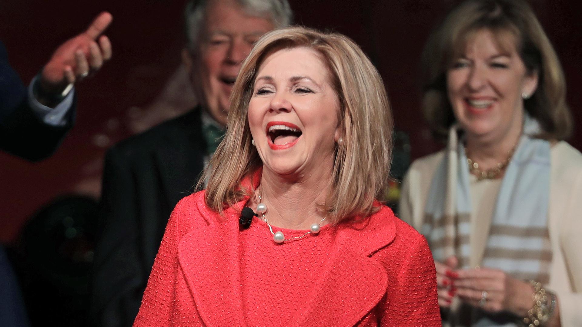 Marsha Blackburn Says Jesus Warned Against Lawyers. It Was Shakespeare Warning About Kings.