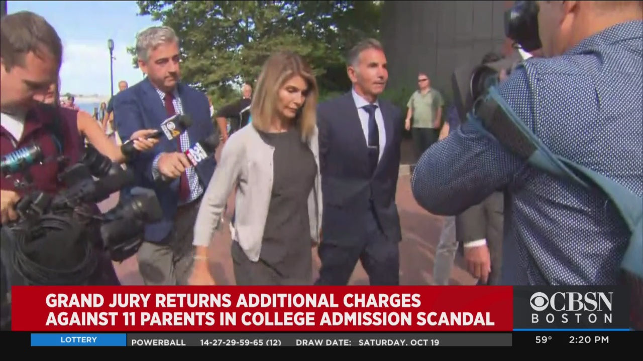 Lori Loughlin And Husband Among Parents Facing New Bribery Charges