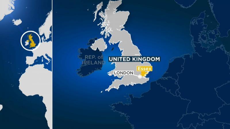 Un camion découvert avec 39 corps près de Londres