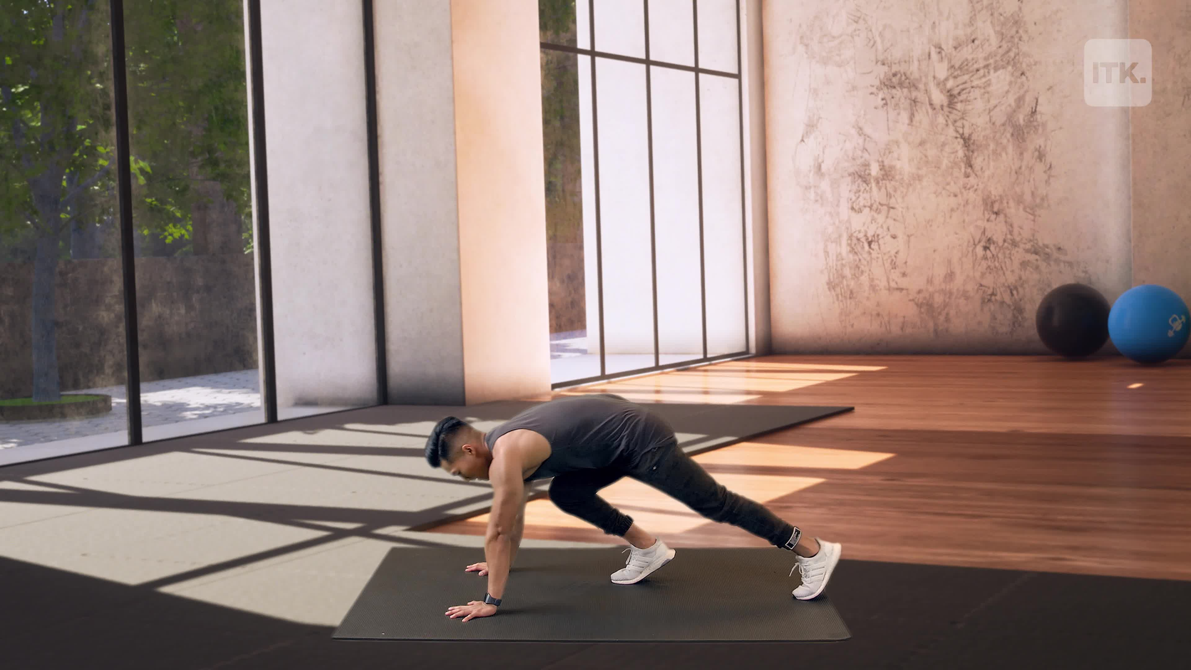 These 3 moves are guaranteed to give you the best full body stretch