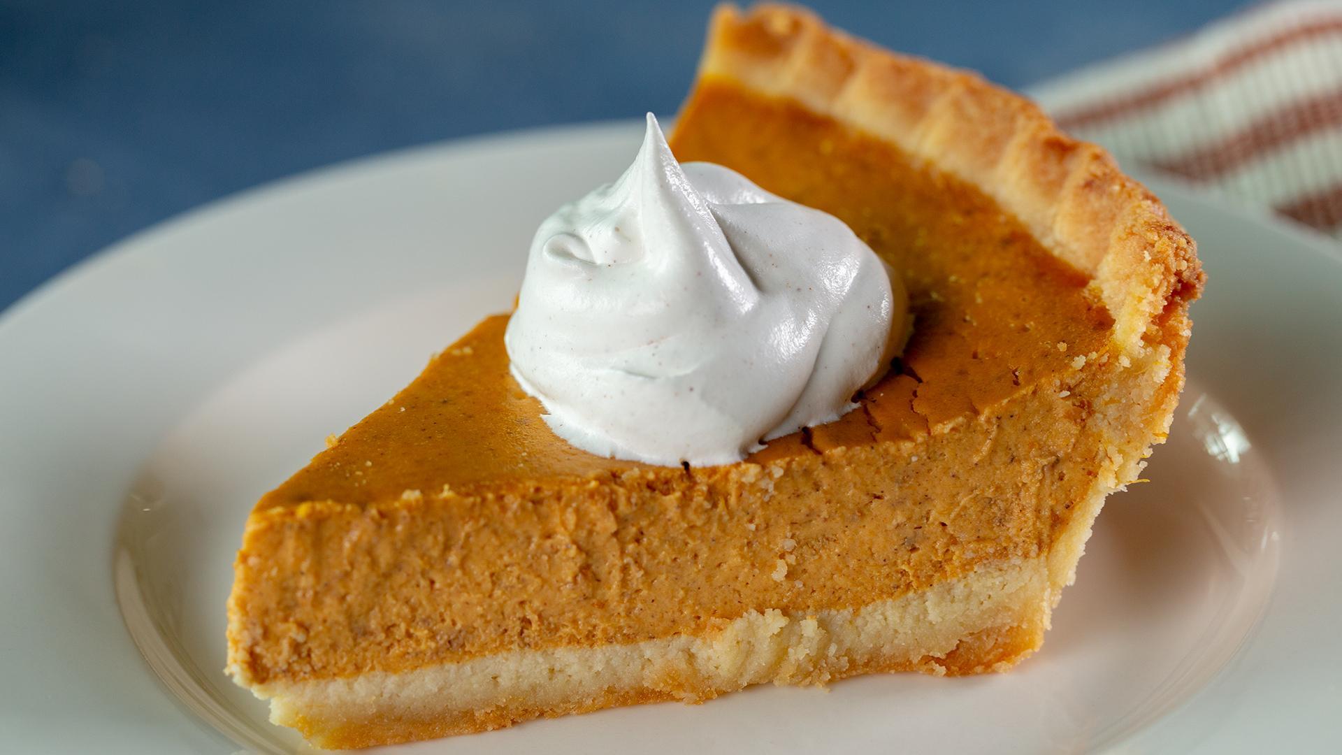 Unique Pumpkin Pie Recipes For Thanksgiving