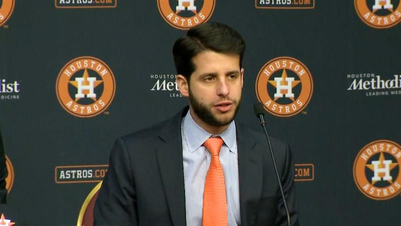 Sports Top Stories - Astros Fire Assistant GM Over 'Inappropriate Comments' To Female Reporters