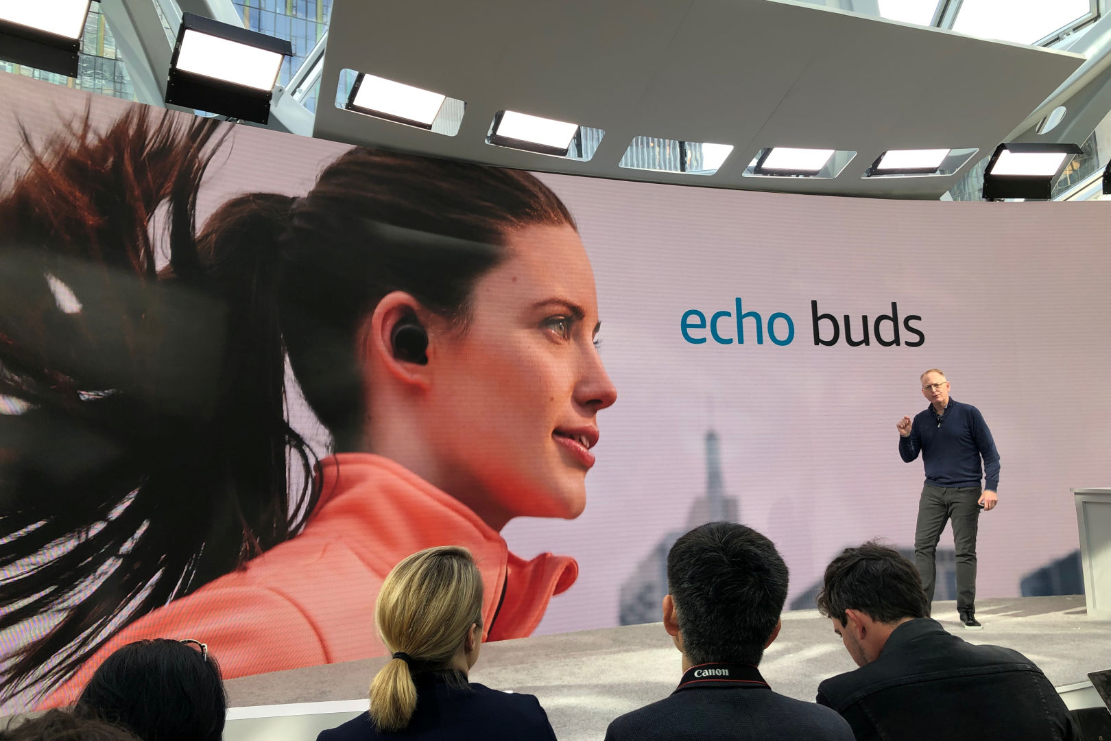 Amazon Echo Buds are on sale for the first time ever — and they come with one sweet perk