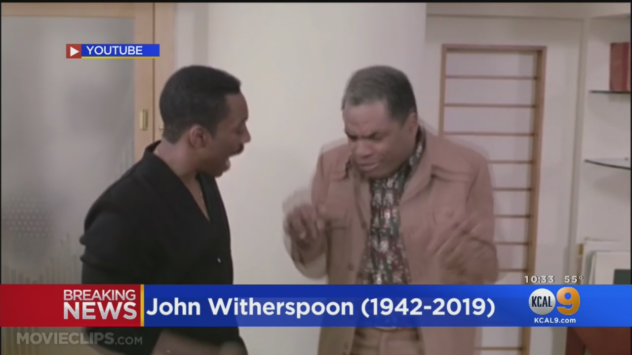 John Witherspoon Tributes Pour In After 'Friday' Actor's Death At 77