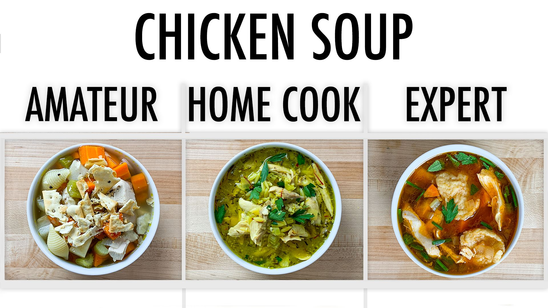 The Healthiest Canned Chicken Soups, Ranked By Nutritionists