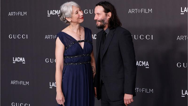 Helen Mirren Perfectly Addresses Comparisons To Keanu Reeves' Girlfriend