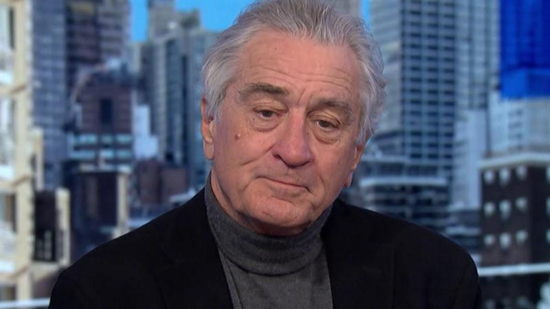 Robert De Niro Makes Ominous Prediction About How Donald Trump Could Serve 3 Terms