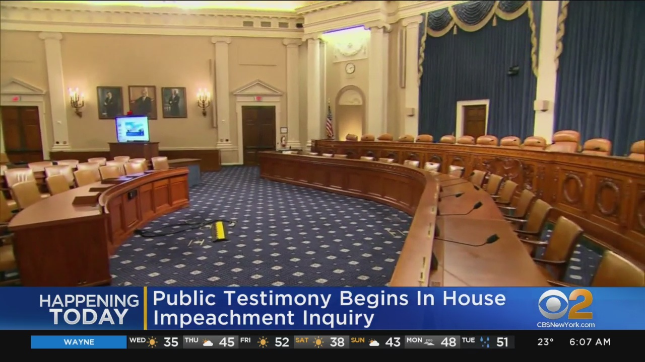 Republicans Who Demanded Public Impeachment Hearings Are Still Not Happy