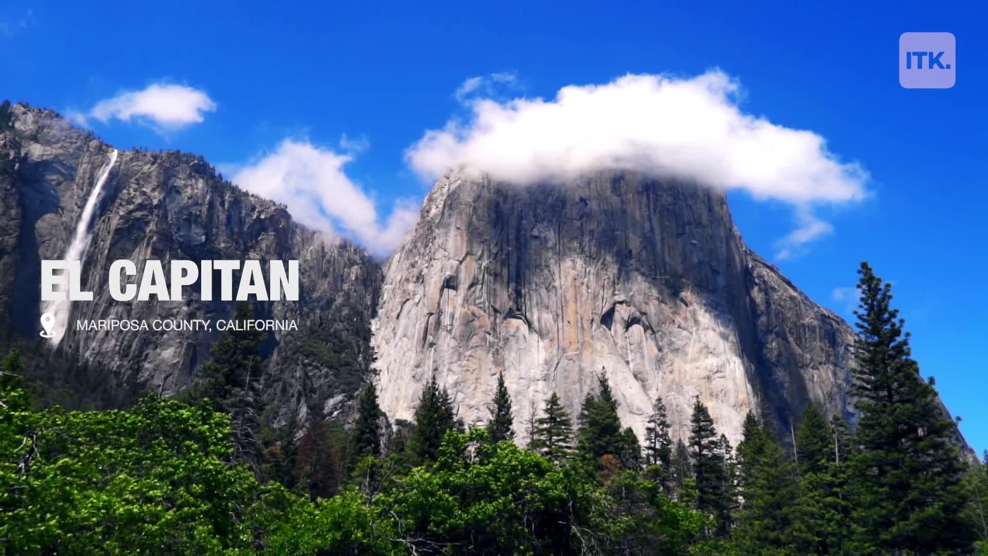 Selah Schneiter is the youngest person in history to climb Yosemite's El Capitan