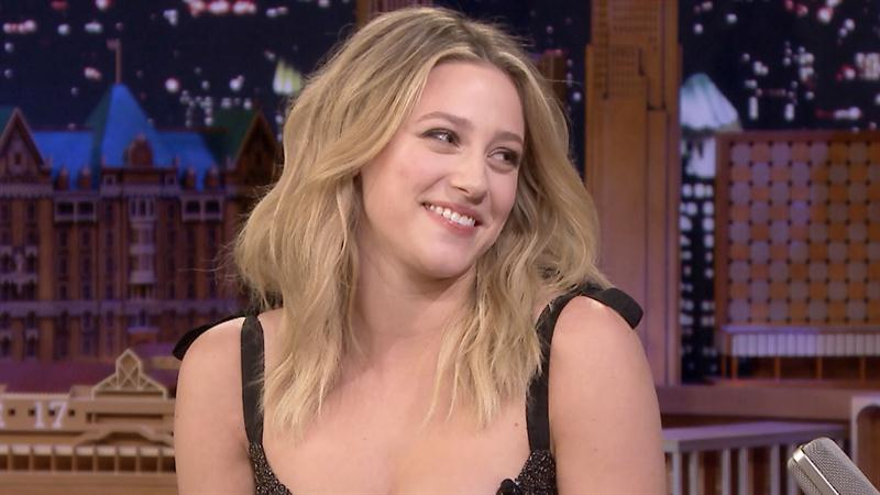 Lili Reinhart Shares The Drunken Things She's Said With 'Tonight Show'
