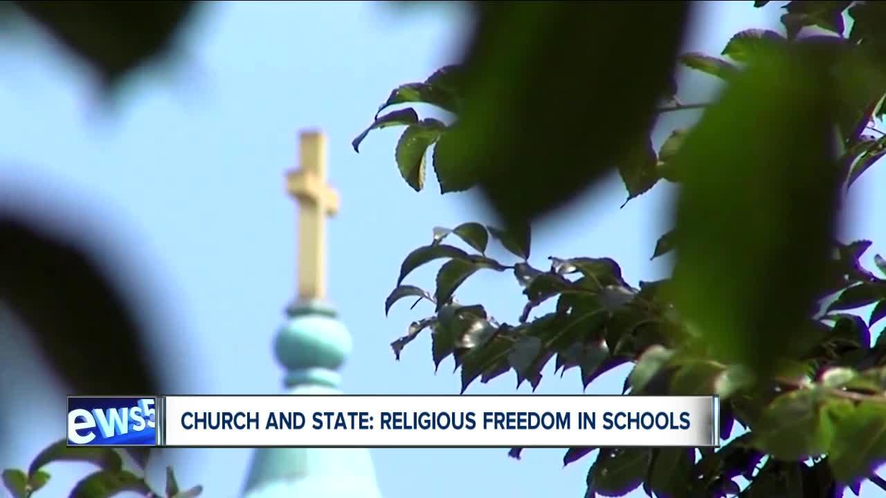 Critics Fear Ohio Bill May Allow Students' Religious Beliefs To Trump Scientific Facts