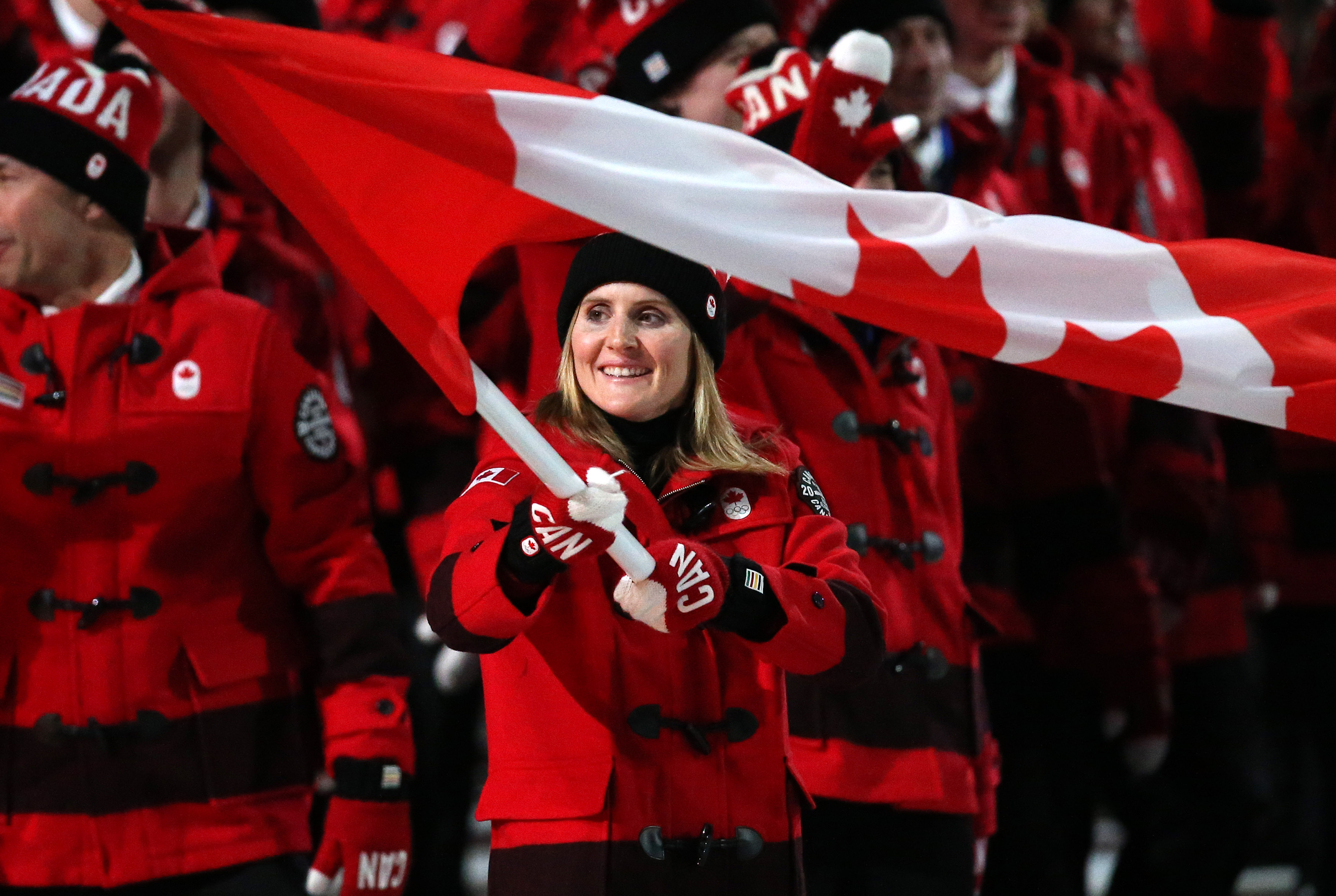 Hayley Wickenheiser's Hockey Hall Of Fame Induction Will Be One For The Books