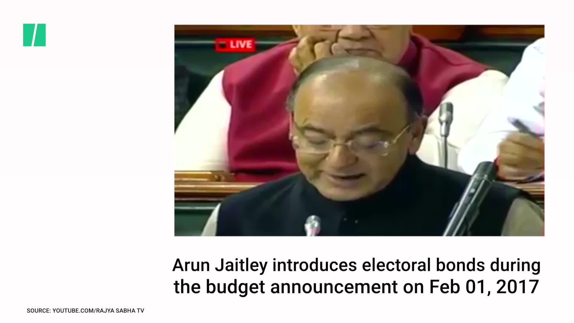 Govt Announces New Round Of Electoral Bonds Just In Time For Delhi Elections