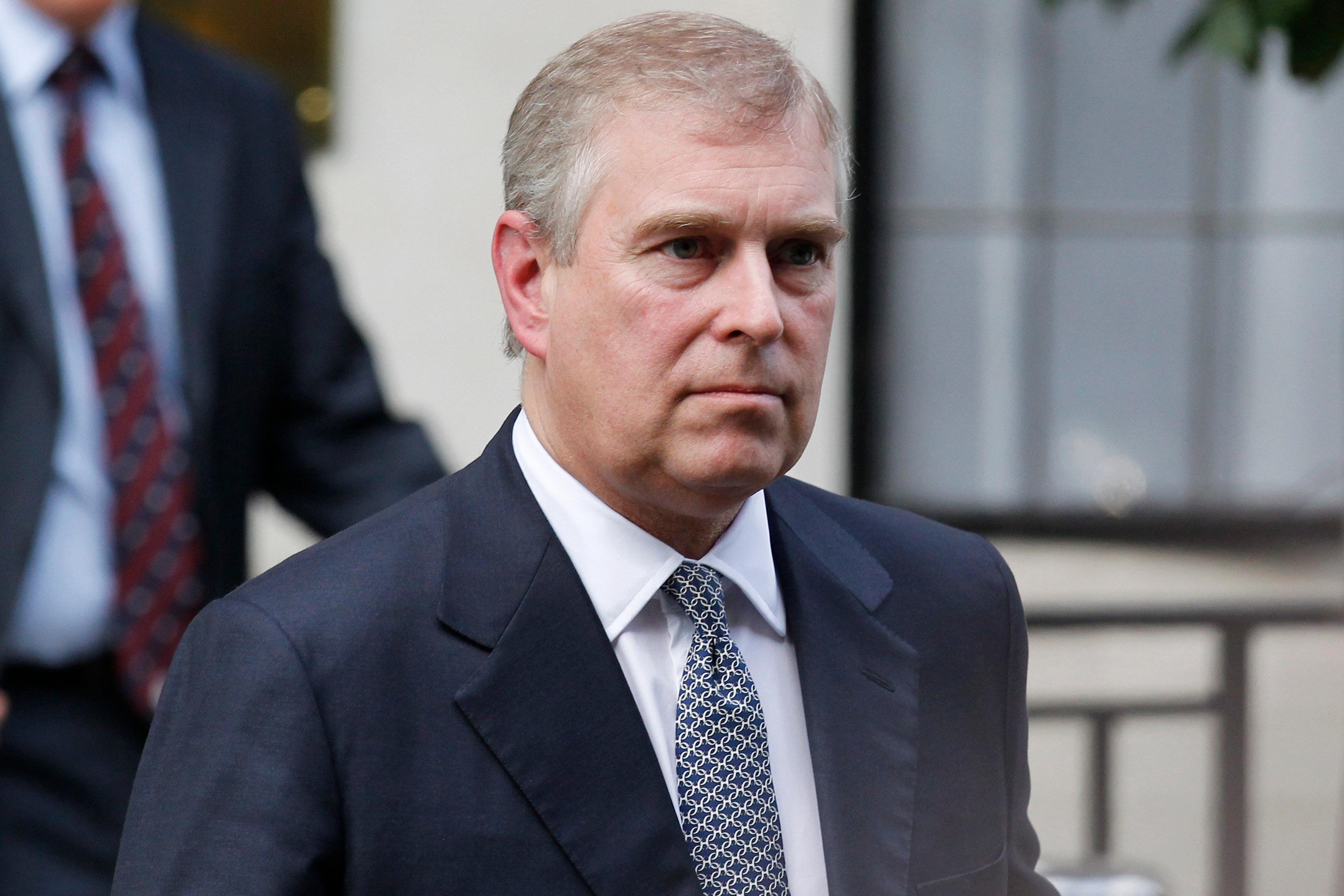 What Is Prince Andrew's History With Jeffrey Epstein?