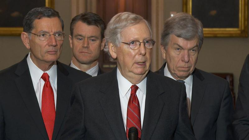The Day Impeachment Threatens McConnell's Senate Job Is The Day Trump Is In Big Trouble