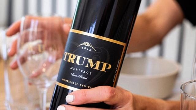 Eric Trump Burned For Using Impeachment Hearing To Sell Trump Wine