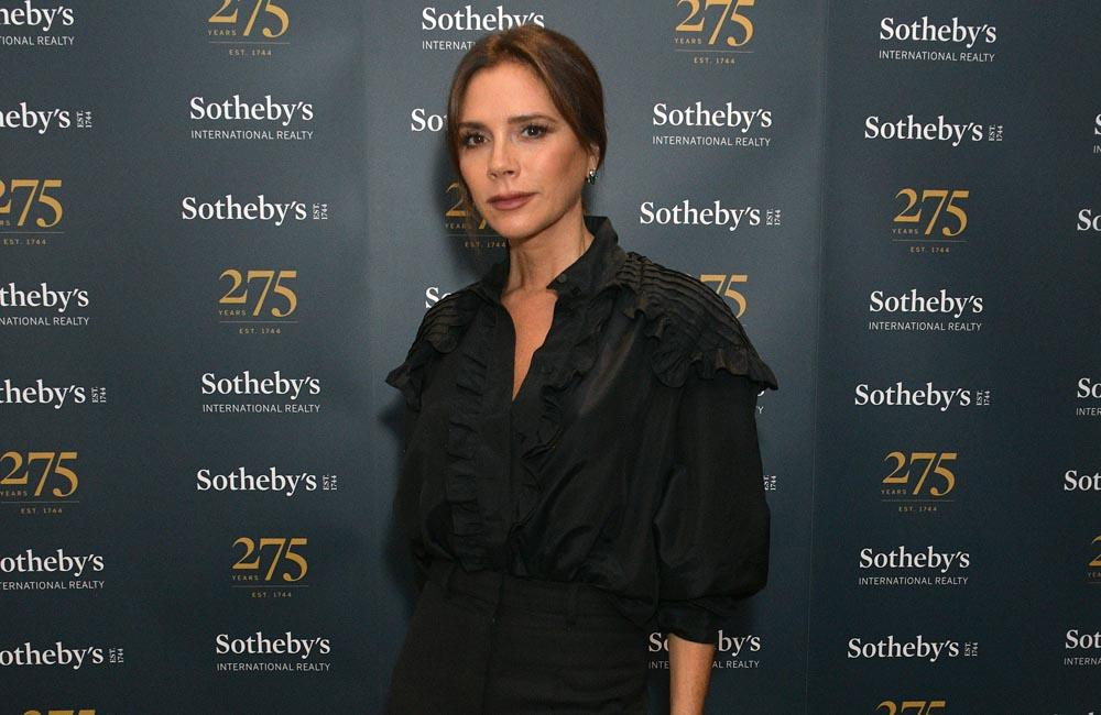 Victoria Beckham Had A Special Message For Husband David In New Year's Eve Instagram Post
