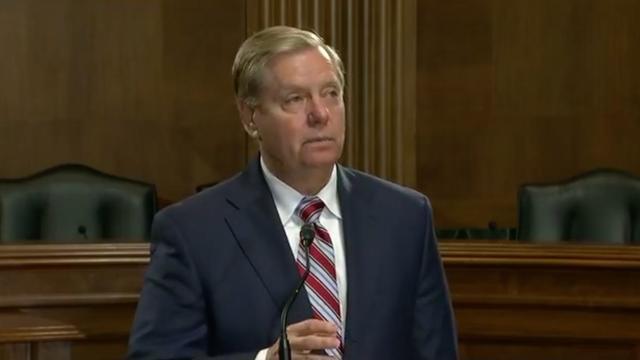 Sen. Graham begins Senate investigation into the Bidens