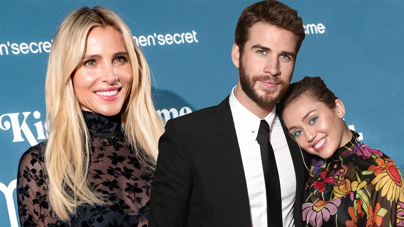 Chris Hemsworth's wife Elsa Pataky shades Miley Cyrus in aftermath of split from Liam Hemsworth