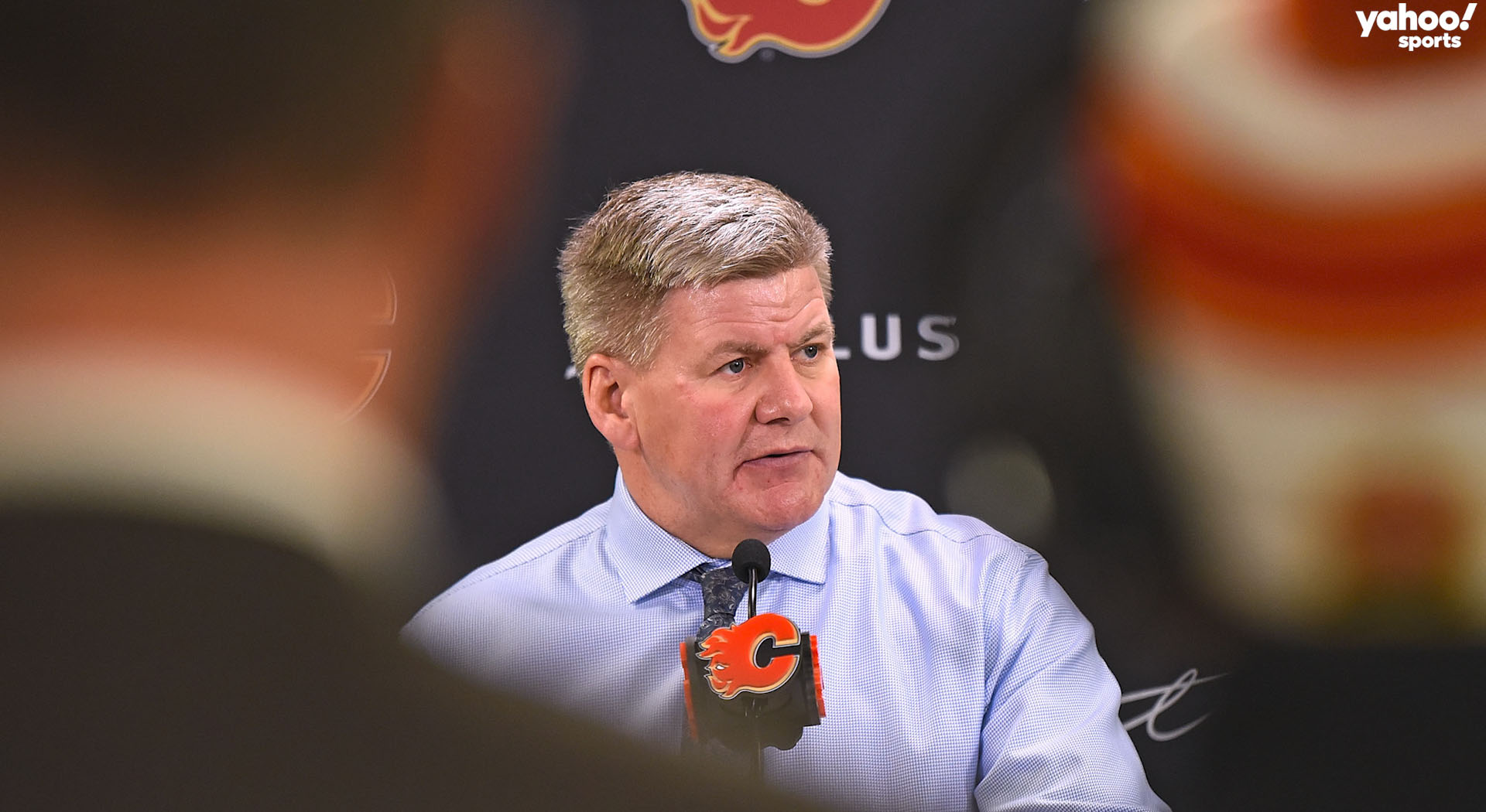 Bill Peters Resigns As Flames Coach After Alleged Racist Remark Surfaces