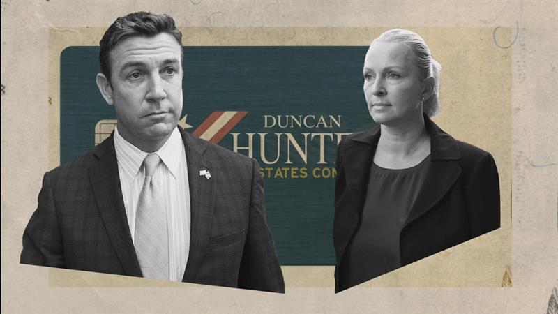 House Ethics Committee Tells Duncan Hunter To Stop Voting In House Due To Guilty Plea