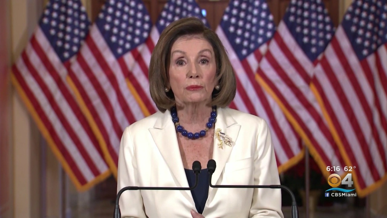 Nancy Pelosi's Daughter Warns Donald Trump: 'Don't Mess With Nancy'