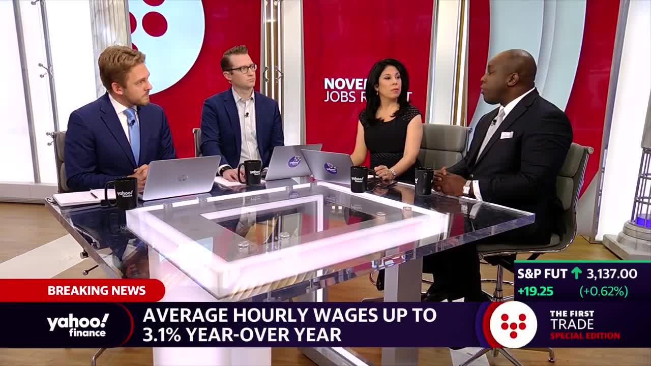 The U.S. economy just gave Trump leverage