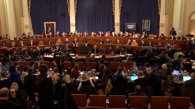 Republicans Throw A Tantrum During Second Impeachment Hearing