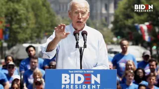 Joe Biden Calls Malarkey On Report Casting Doubt On 2024 Run