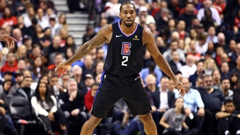 Kawhi Leonard, met with rousing ovation and championship ring, leaves Toronto with convincing Clippers win