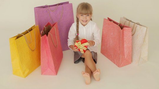 This Is When Gift-Giving Becomes Toxic For Families