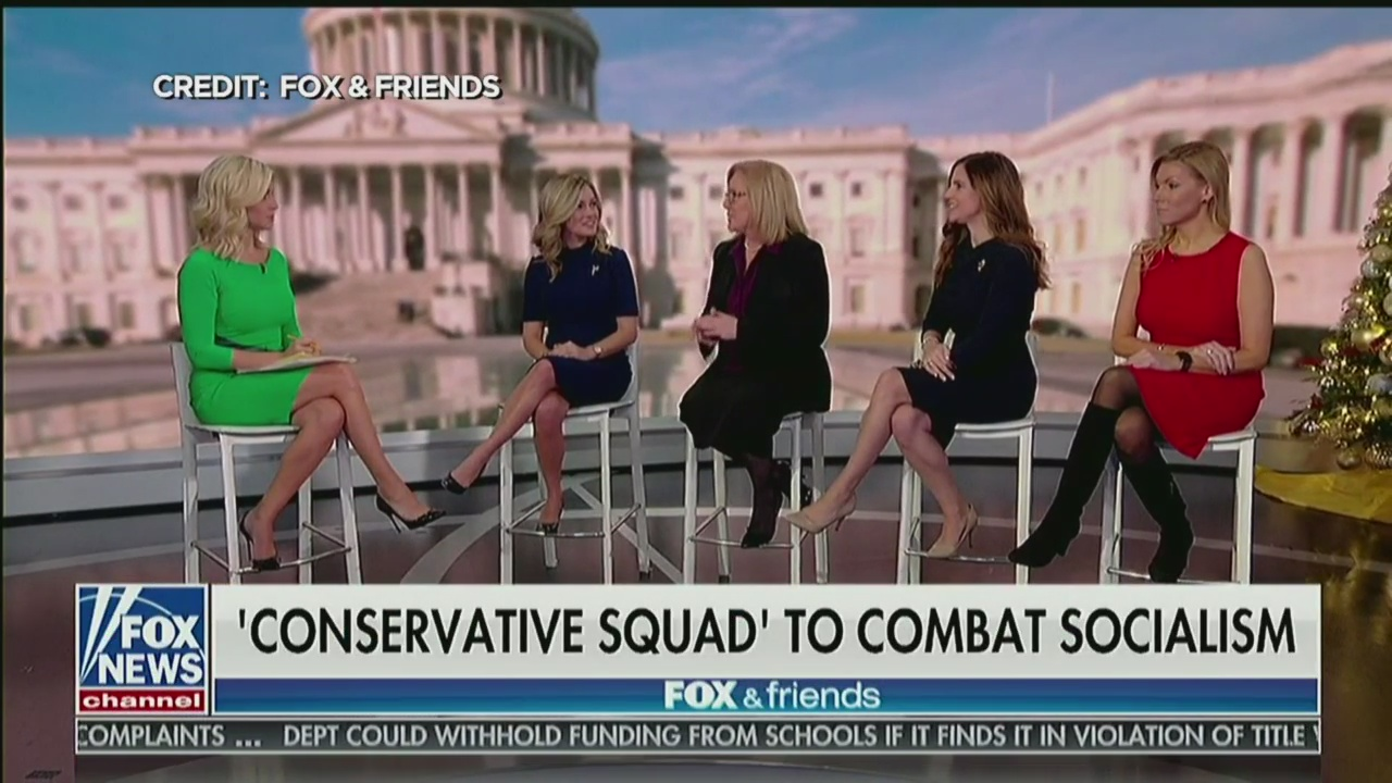 Rep. Ilhan Omar Fires Sass At 'Conservative Squad' After Fox News Announcement