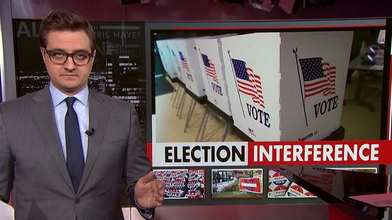 Trump Adviser Caught On Tape: Voter Suppression Key To GOP Battleground Efforts