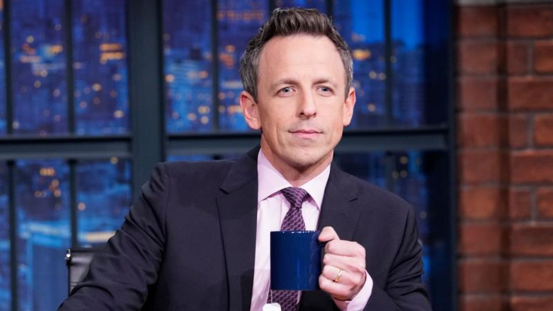 Seth Meyers Airs A Very Long List Of Donald Trump's Additional 'Crimes'