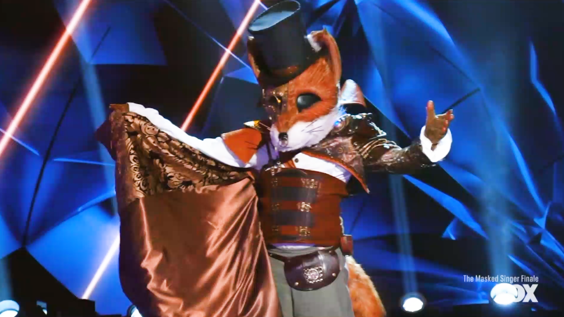 The Fox Wins 'The Masked Singer' And He's Crazy Good On 'Try A Little Tenderness'
