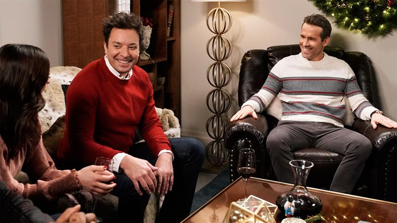 Ryan Reynolds Unveils Disgusting Way To Make Holiday Guests Leave In 'Tonight Show' Bit
