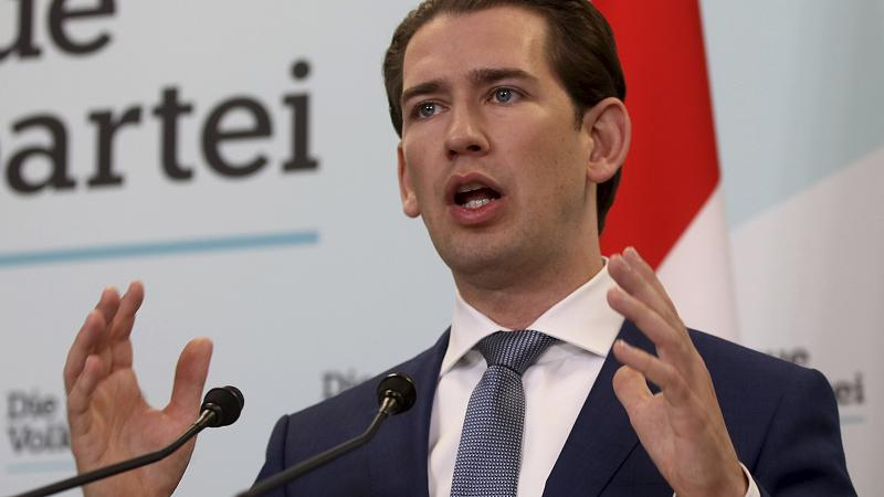 Austria's New Anti-Immigrant Green Government Stokes Fears Of Climate 'Nightmare'