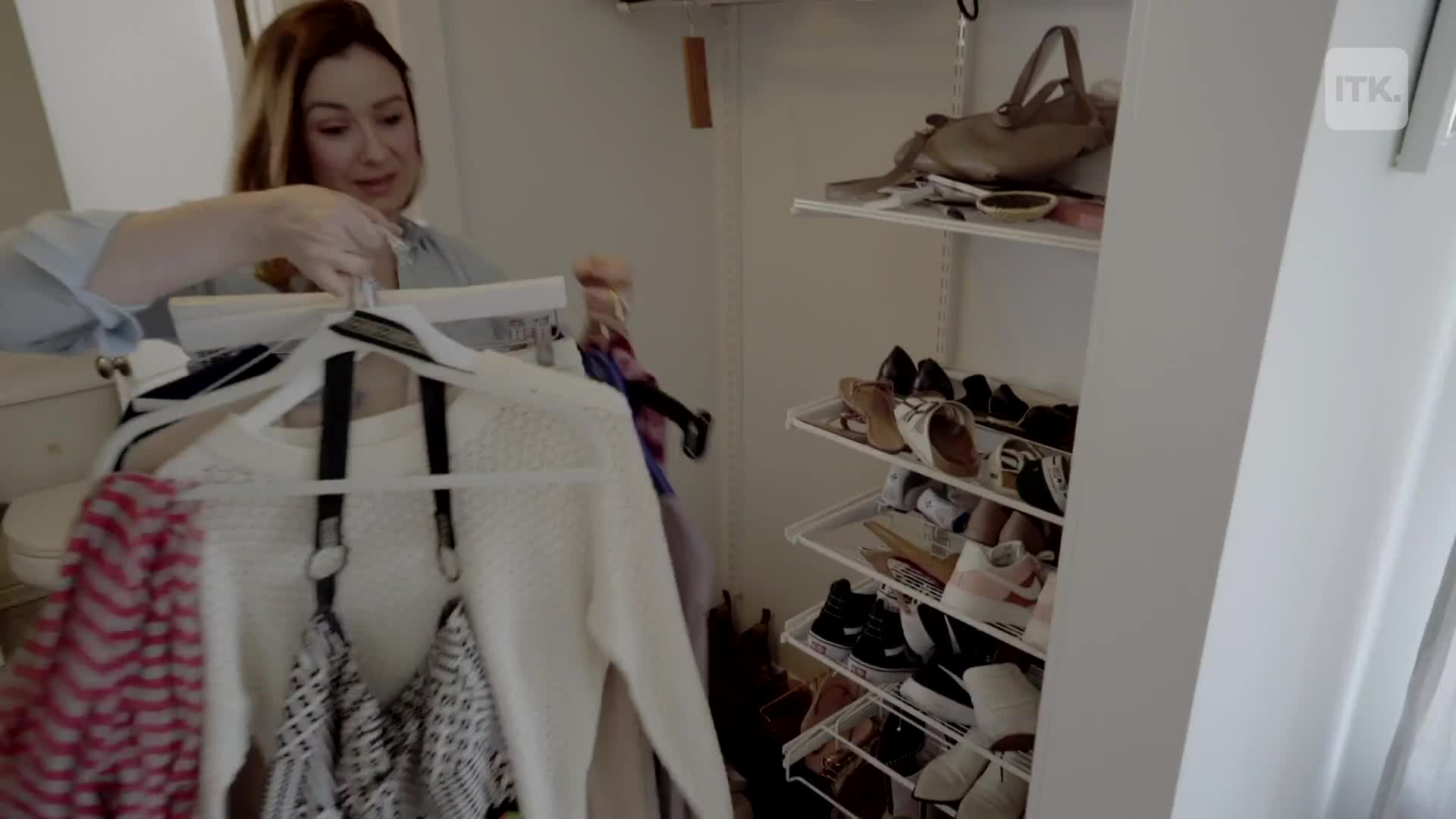 Extreme Organizers: How to organize your closet like the pros from start to finish