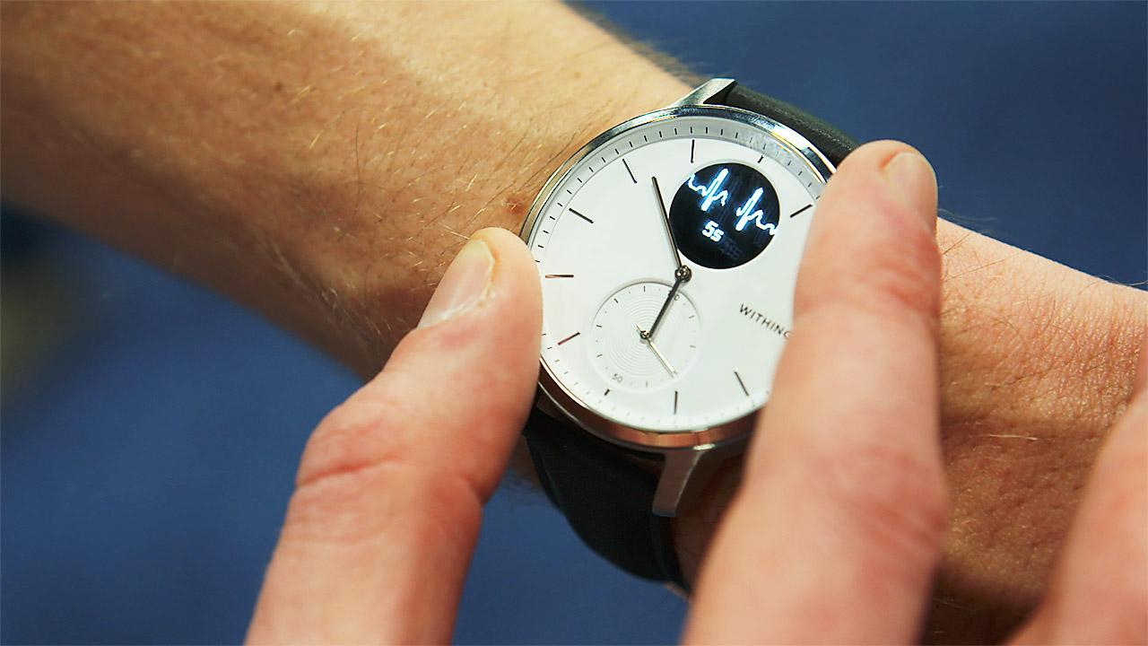 Withings' new watch looks so nice you'll miss its best feature