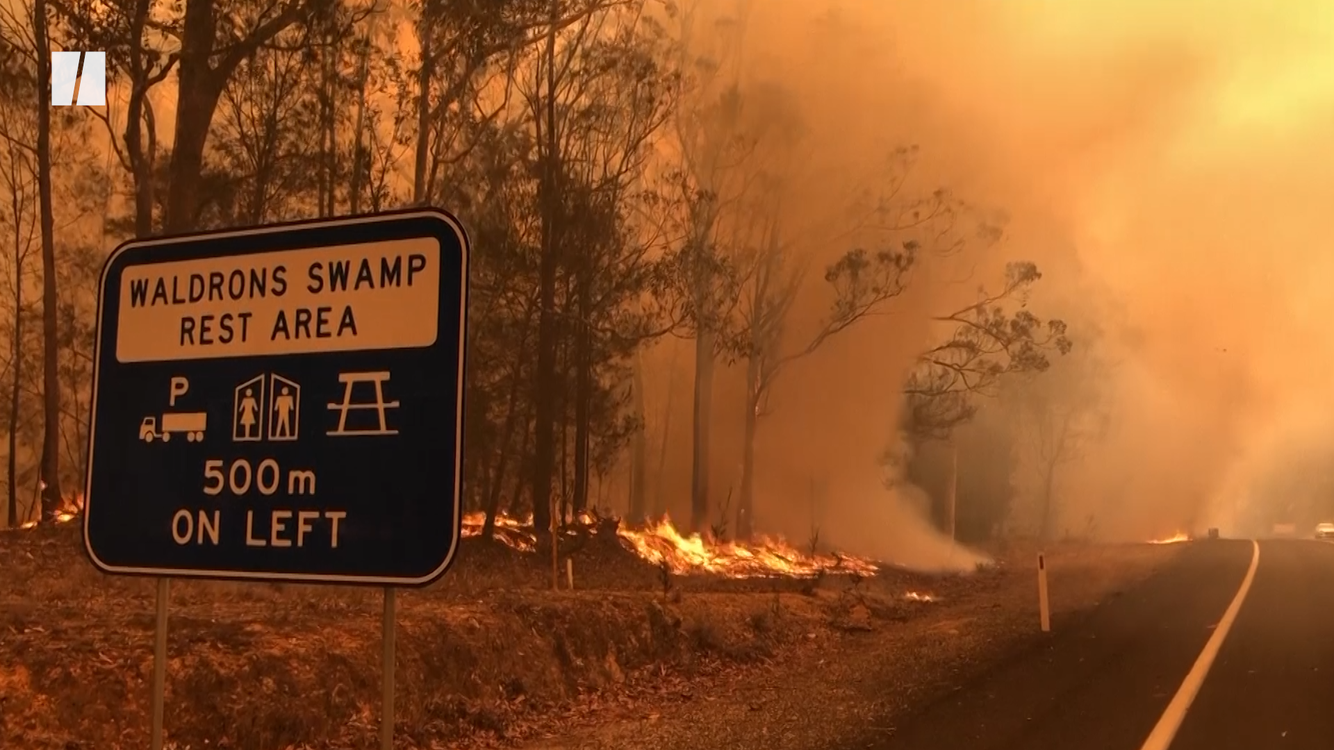 Australian Bushfires Contributing To Pushing World's CO2 Levels To New Highs