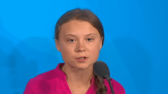 Ex-Trump Aide Ripped For 'Gross' Remark About Greta Thunberg's Body