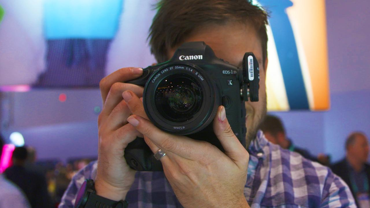 Canon's ultimate photo camera is also a video powerhouse