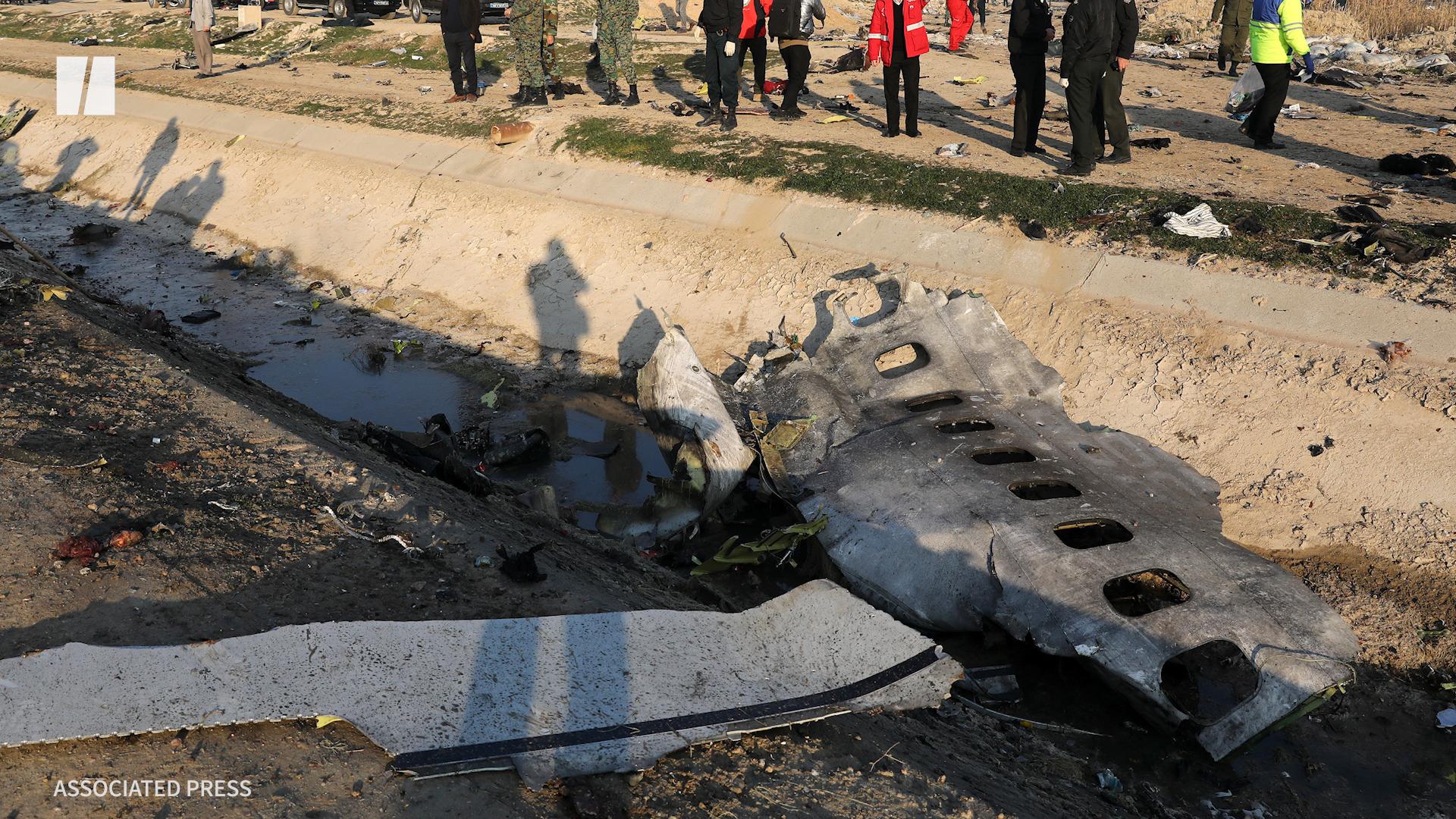 Iran May Have Downed Passenger Plane Killing 176 People, U.S. Officials Say