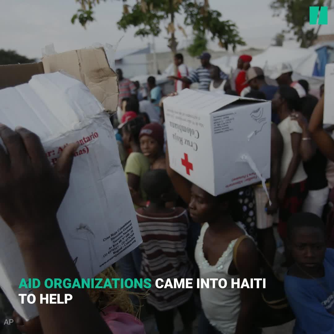 Haiti Aid Response Was 'Failure' For International Community: Michaelle Jean