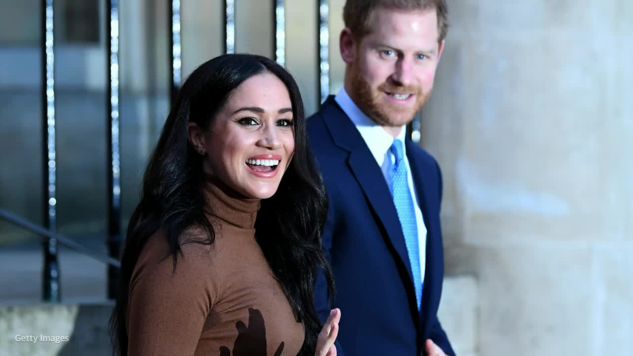 Calls for Meghan Harry to be stripped of royal titles grow after missing from queen's statement